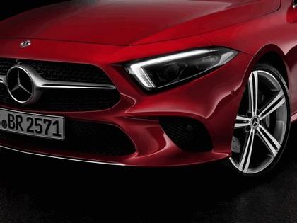 2018 Mercedes-Benz CLS 5