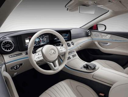 2018 Mercedes-Benz CLS 16