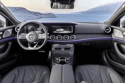 2018 Mercedes-Benz CLS 19