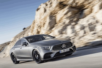 2018 Mercedes-Benz CLS 32