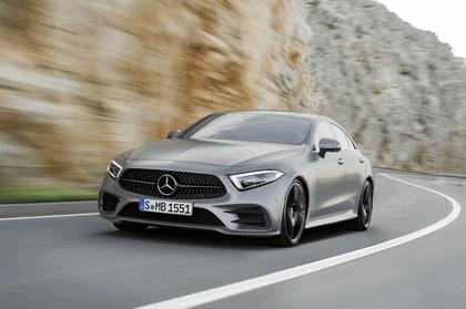 2018 Mercedes-Benz CLS 33