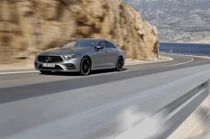 2018 Mercedes-Benz CLS 35