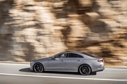 2018 Mercedes-Benz CLS 36