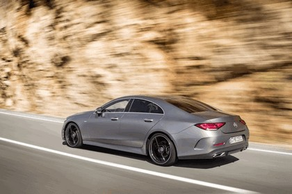 2018 Mercedes-Benz CLS 37