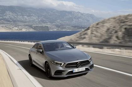 2018 Mercedes-Benz CLS 38