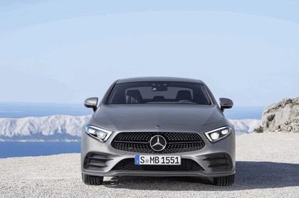 2018 Mercedes-Benz CLS 43