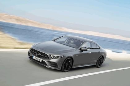 2018 Mercedes-Benz CLS 46