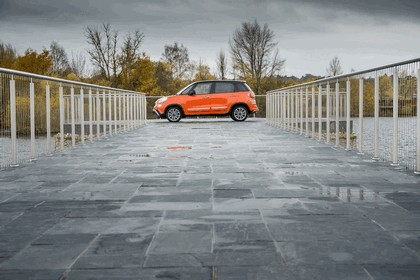2017 Fiat 500L - UK version 11