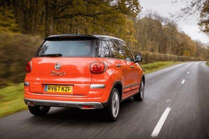 2017 Fiat 500L - UK version 24