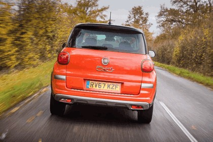2017 Fiat 500L - UK version 26