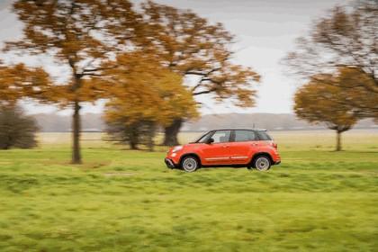 2017 Fiat 500L - UK version 35