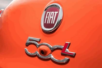 2017 Fiat 500L - UK version 45