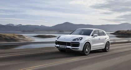 2018 Porsche Cayenne Turbo 4