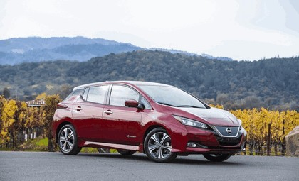 2018 Nissan Leaf - USA version 11