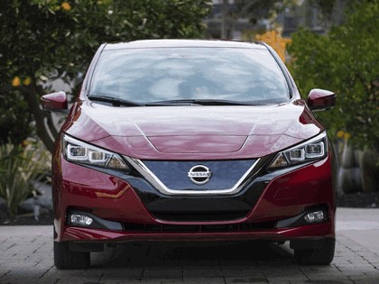 2018 Nissan Leaf - USA version 20