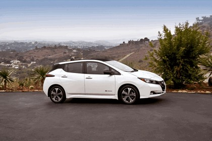 2018 Nissan Leaf - USA version 45
