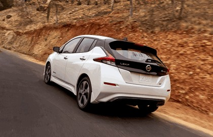 2018 Nissan Leaf - USA version 47