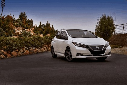 2018 Nissan Leaf - USA version 48