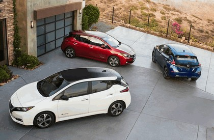 2018 Nissan Leaf - USA version 49