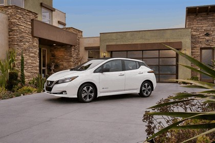 2018 Nissan Leaf - USA version 50