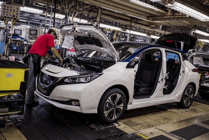 2018 Nissan Leaf - USA version 57