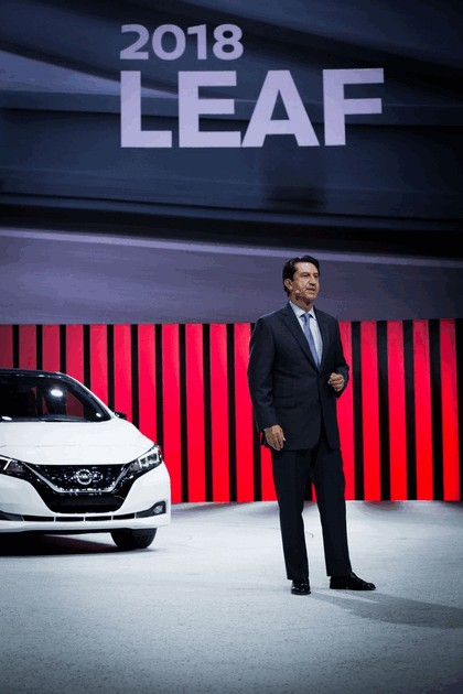 2018 Nissan Leaf - USA version 87