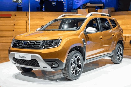 2018 Dacia Duster 37