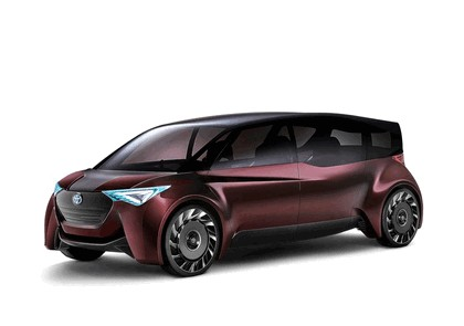 2018 Toyota Fine-Comfort Ride concept 4