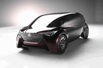 2018 Toyota Fine-Comfort Ride concept 8