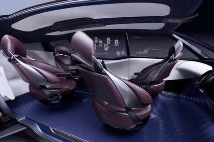 2018 Toyota Fine-Comfort Ride concept 13