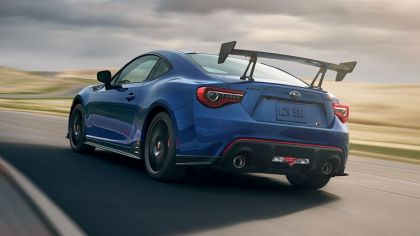 2018 Subaru BRZ tS 6