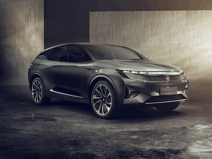 2018 Byton SUV concept 1