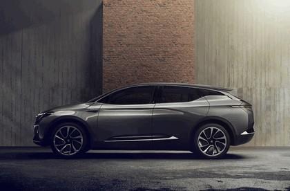 2018 Byton SUV concept 2
