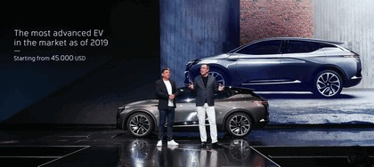 2018 Byton SUV concept 25