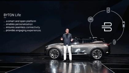 2018 Byton SUV concept 31