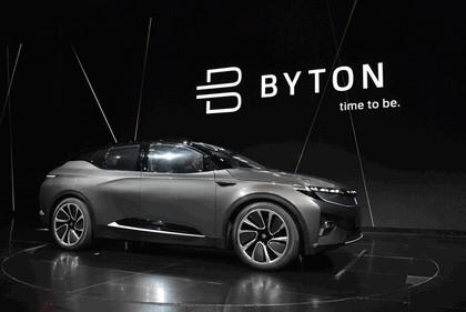 2018 Byton SUV concept 32