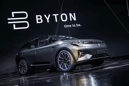 2018 Byton SUV concept 33