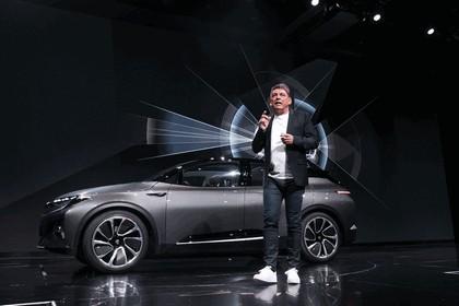 2018 Byton SUV concept 35