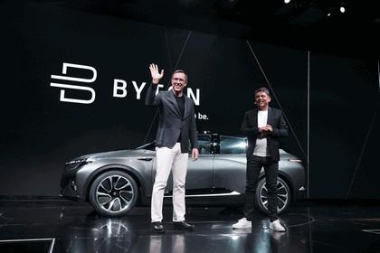 2018 Byton SUV concept 36