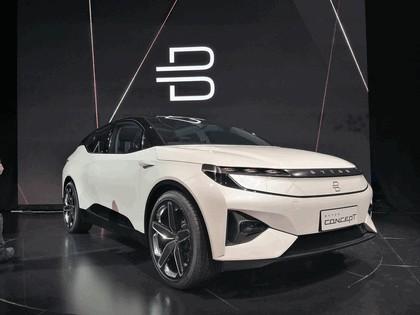 2018 Byton SUV concept 38
