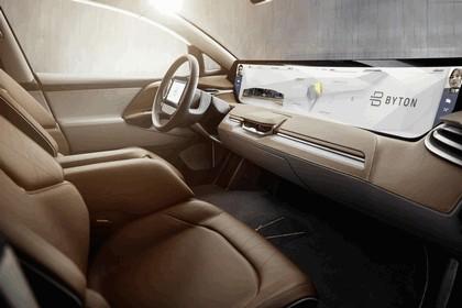 2018 Byton SUV concept 42