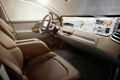 2018 Byton SUV concept 44