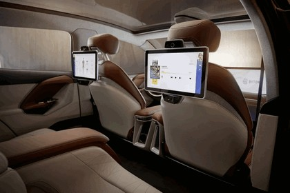 2018 Byton SUV concept 45