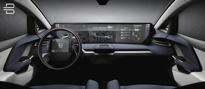 2018 Byton SUV concept 51