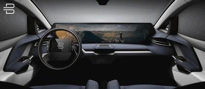2018 Byton SUV concept 52