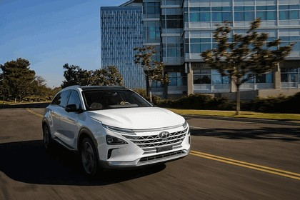 2018 Hyundai Nexo 3