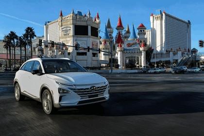 2018 Hyundai Nexo 8