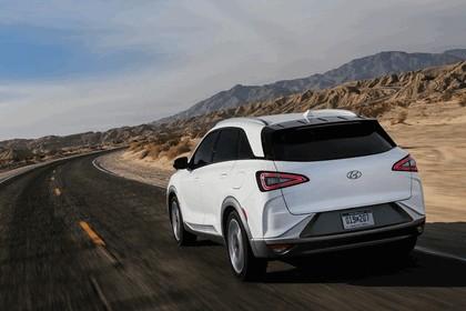 2018 Hyundai Nexo 24