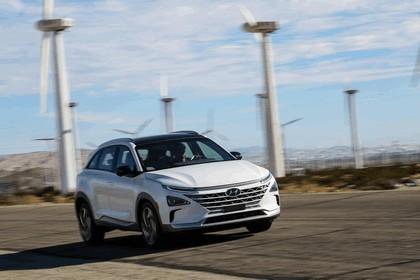 2018 Hyundai Nexo 50