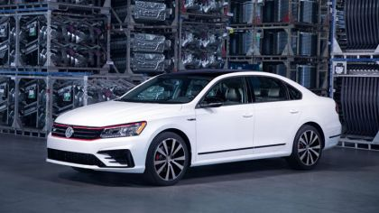 2018 Volkswagen Passat GT - USA version 7